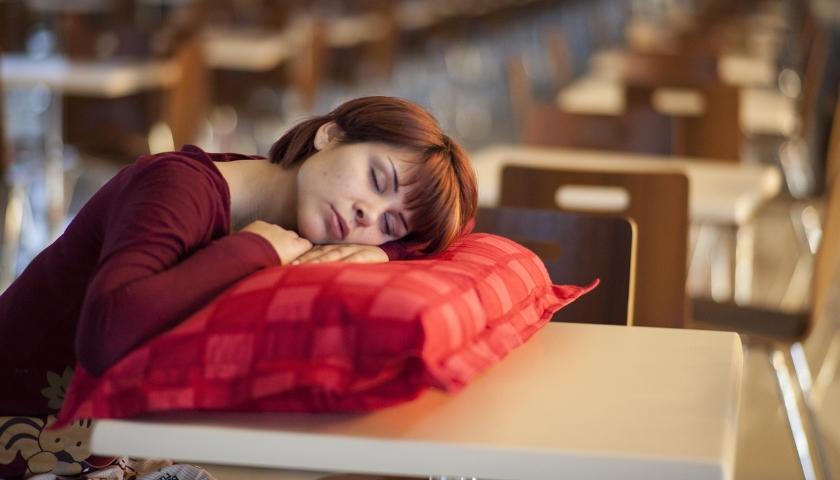 Krátký spánek